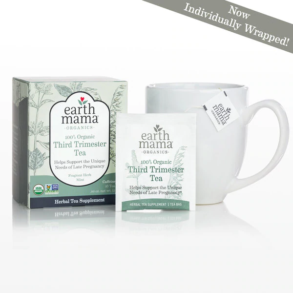 Earth Mama Third Trimester Tea